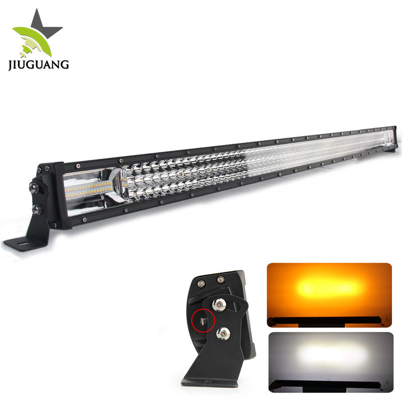 ECO Friendly Off Road Led Light Bar JG - 9631RQ Model OEM Service