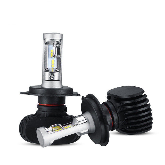 Car Accessories 9007 Led Headlight Bulbs / 12v Headlight Light Bulb 6000K-6500K