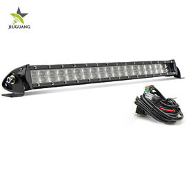 China 6D 120W 22 Inch Dual Row jeep led light bar  Truck Aluminum Alloy  CE ROHS factory