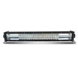 China High Lumen UTV Led Light Bar , 50 Curved Led Light Bar Auxiliary Driving Light factory