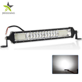 Ultra Slim Jeep Led Light Bar Driving Beam 9 - 32 V Operating Voltage
