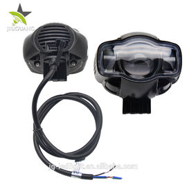 2.2 Inch Custom Motorcycle Headlight , USB Interface BMW Led Auxiliary Lights