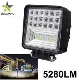 China O SRAM Chip Off Road Led Work Lights 5040 Lm For Engineering Truck Tractor factory