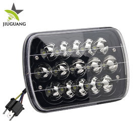 China Rectangle 5x7 Led Headlights High Low Beam 24V DC9-32V Voltage PMMA LENS factory
