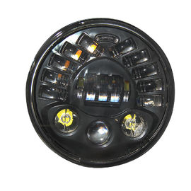 China Black Dot Emark 7 Inch Headlight Left Right Turn Signal Indication Light factory