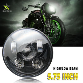 50000 Hours 5.75 Inch Headlight , 5.75 Inch Led Headlight For Harley Motor