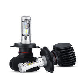 China Car Accessories 9007 Led Headlight Bulbs / 12v Headlight Light Bulb 6000K-6500K factory