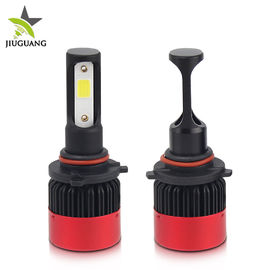 6000K Led Car Headlamp Bulbs / Automotive Led Headlight Bulbs 360° Beam Angle